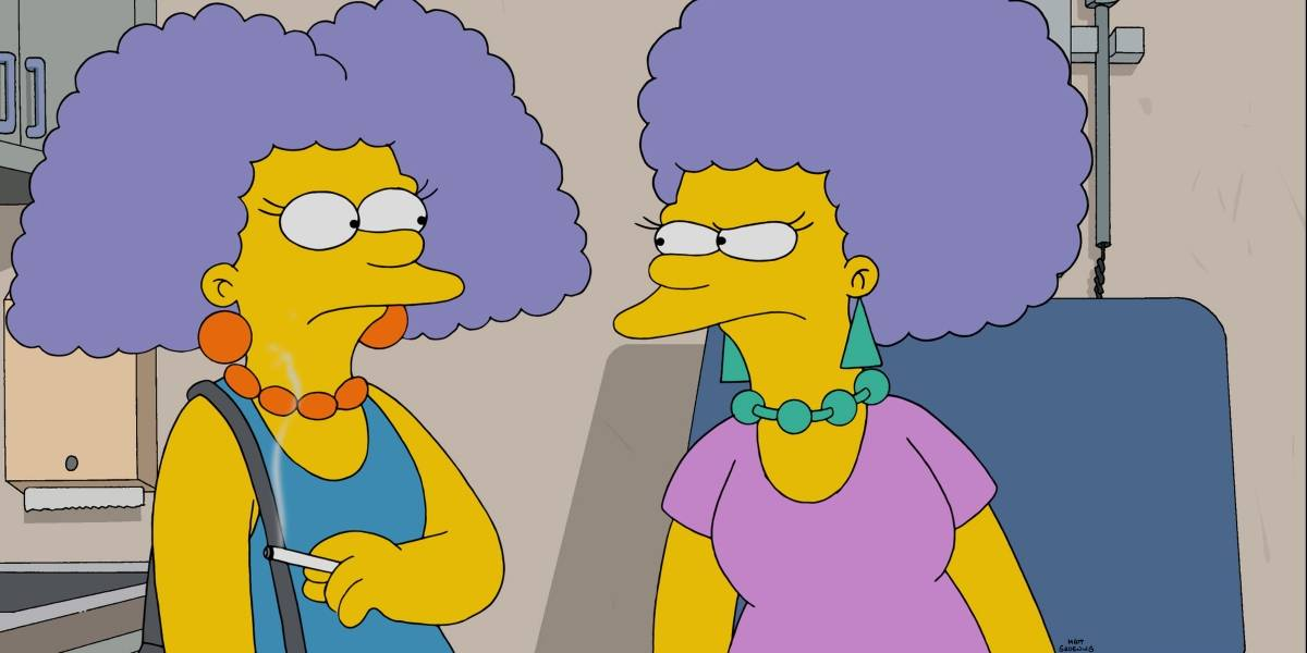 Fallece la voz latina de las hermana Patty y Selma en Los Simpson