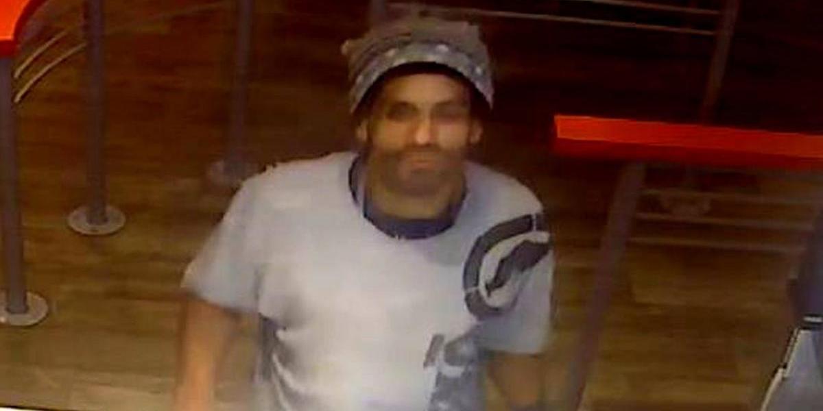 Continúan búsqueda de asaltante de un restaurante de Puerto Nuevo