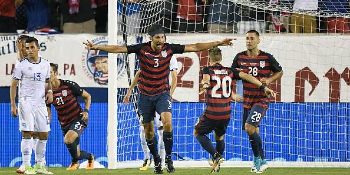 Estados Unidos se cita con Costa Rica en la semifinal de la Copa Oro