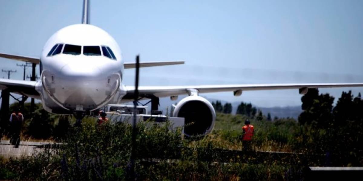 Aeropuerto de Torquemada (Concón) está en condiciones de recibir vuelos comerciales