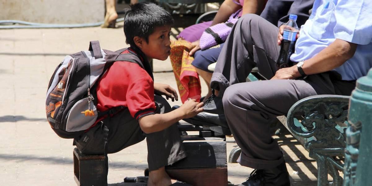 2.5 millones de niños trabajan en México; STPS prevé cárcel a patrones