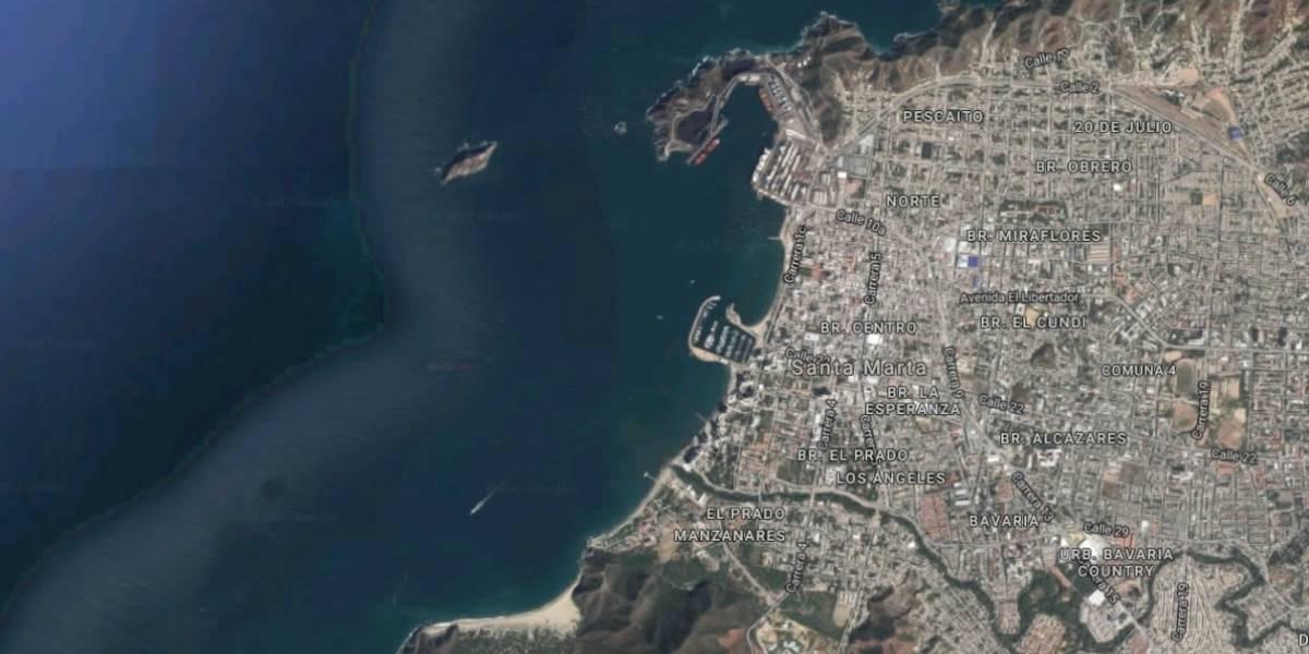 Pequeña onda de tsunami habría causado el fenómeno marino en Ciénaga según Dimar