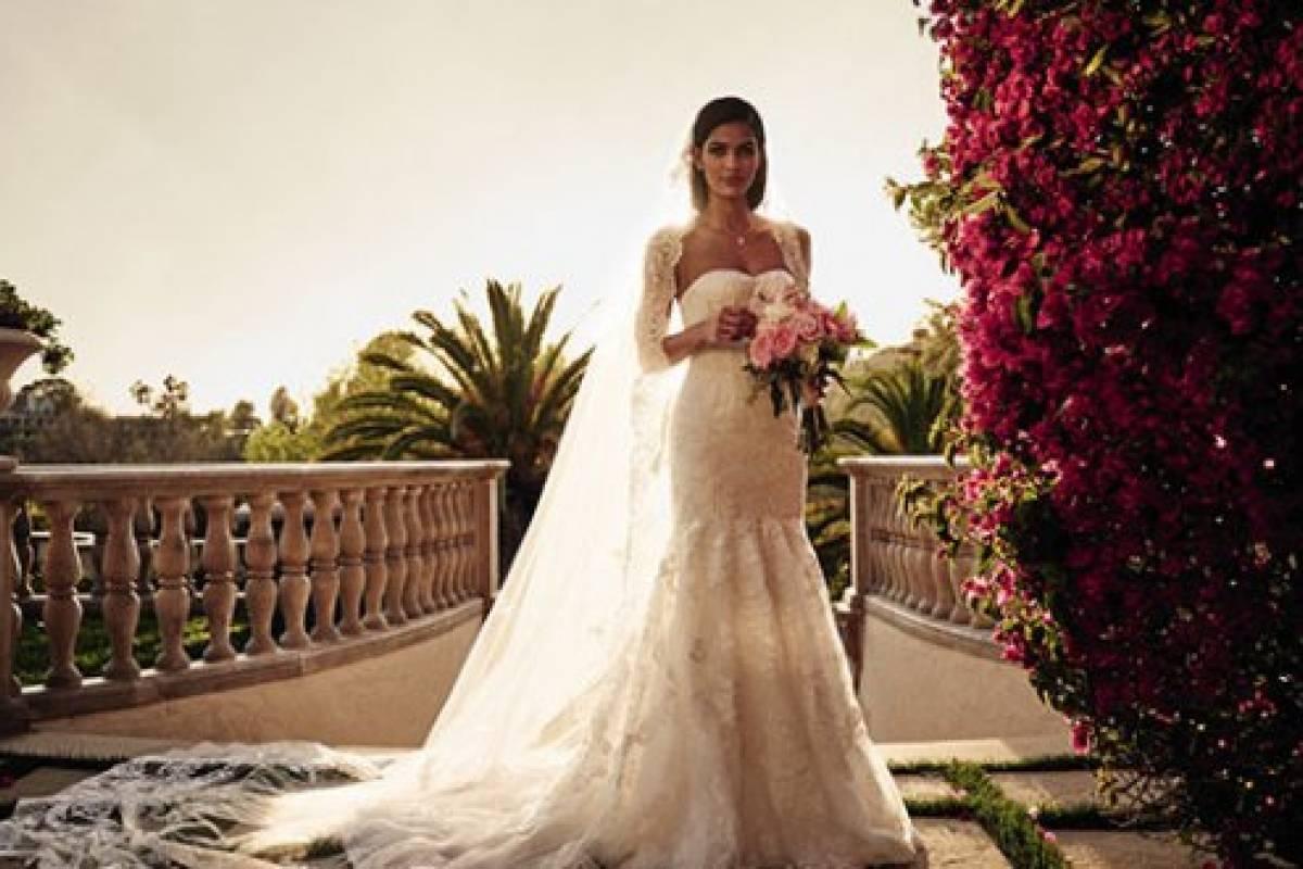 Este es mi vestido de novia