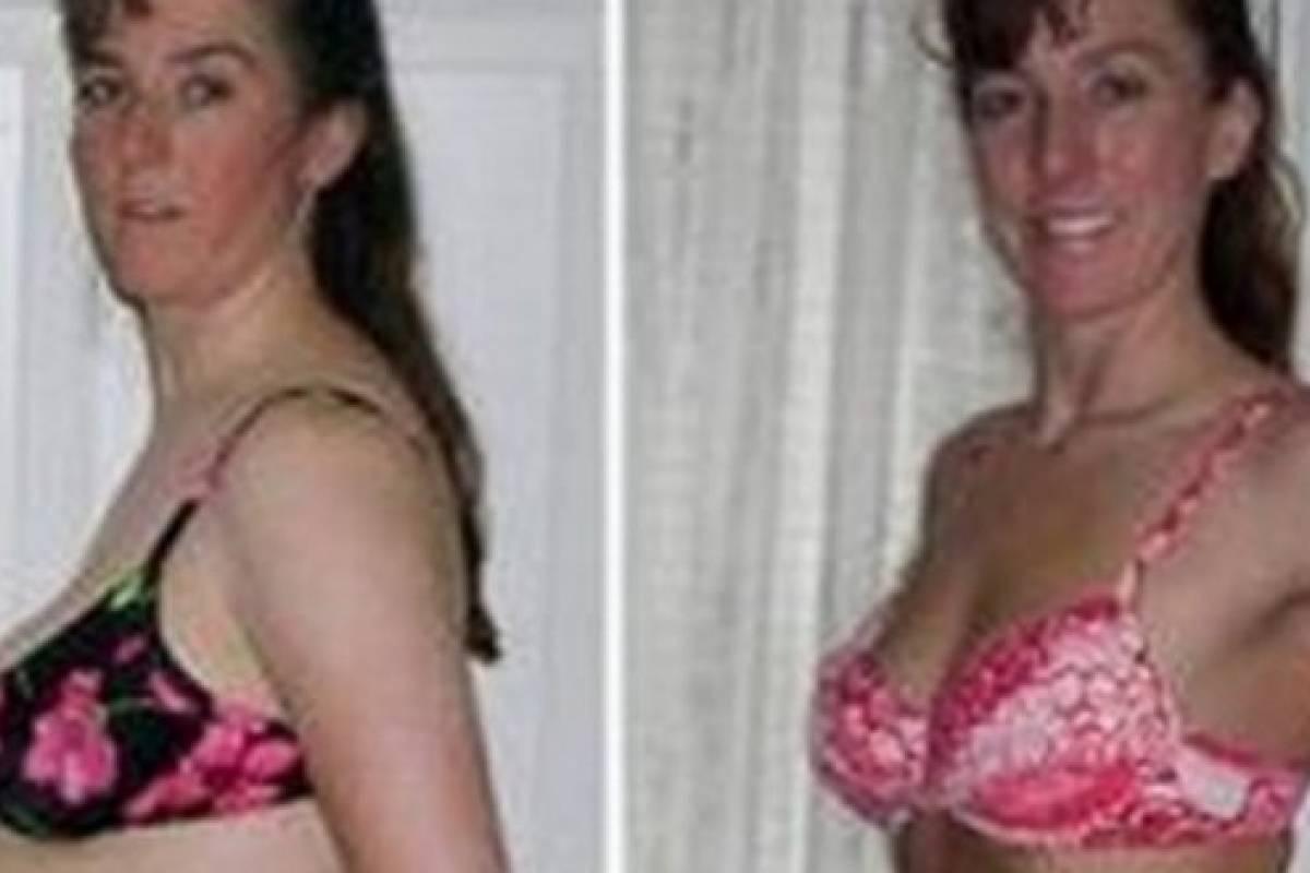 Transformaciones por bajar de peso