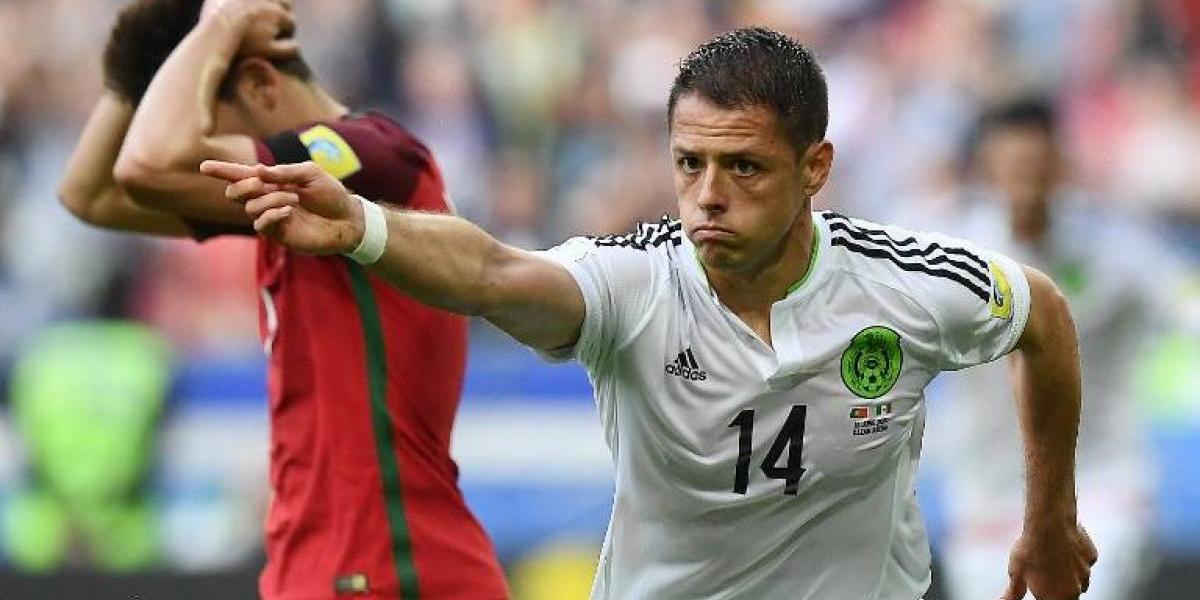 Chicharito deja Alemania y lleva sus goles de vuelta a la Premier League