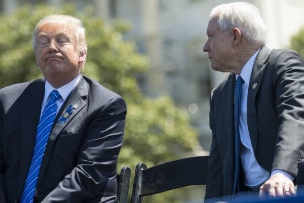 Trump- sessions