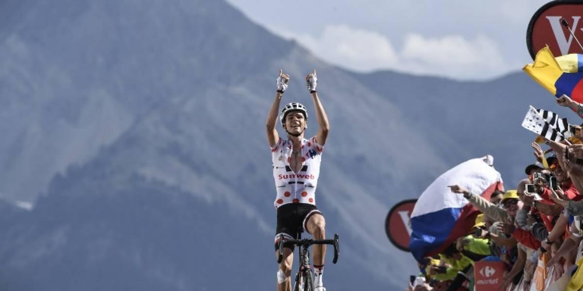 Froome se acerca al título del Tour de Francia con un Barguil brillante en la montaña