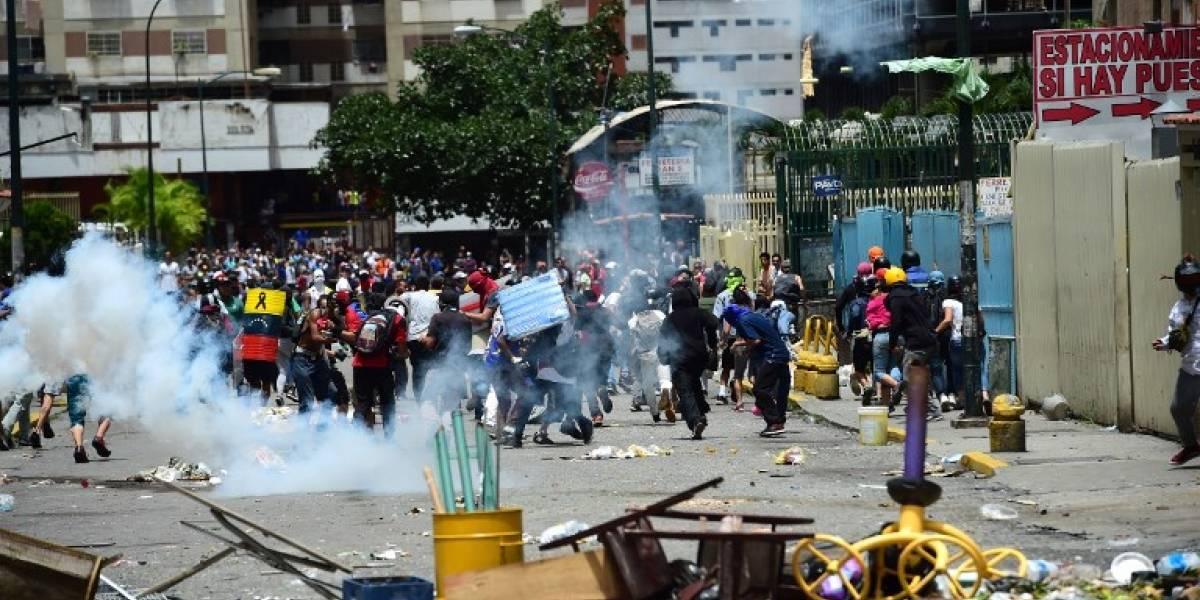 Dos víctimas fatales se registran durante paro nacional en Venezuela