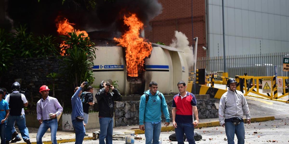 """Maduro no da tregua al paro nacional: """"He ordenado capturar a todos los terroristas en tiempo real"""""""