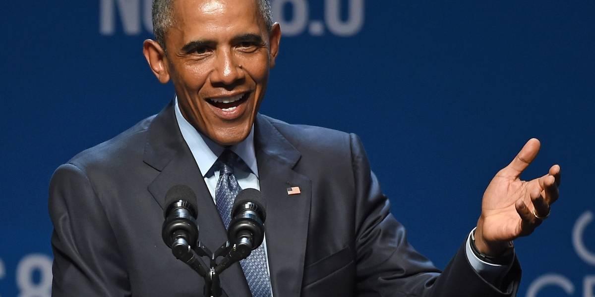 Un falso Barack Obama creado con inteligencia artificial aparece en un inédito video