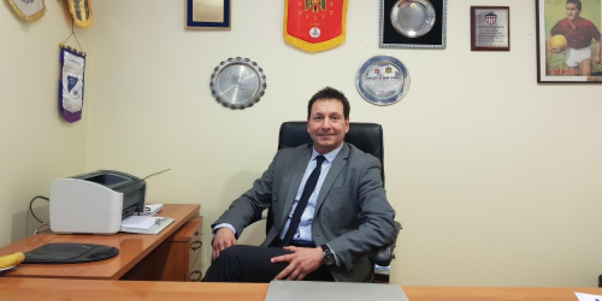 Fernando Díaz regresa a Unión Española para tomar un puesto directivo