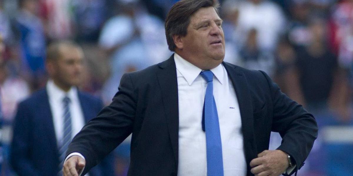 'Piojo' Herrera ve a unas Águilas muy sólidas para el Apertura 2017
