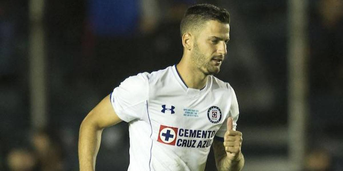 Édgar Méndez se perderá primera jornada de la Copa MX