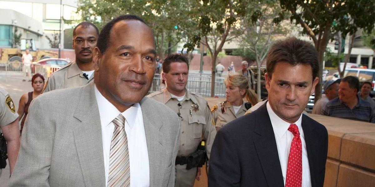 La razón por la que O.J. Simpson saldrá en libertad, pese a no cumplir condena