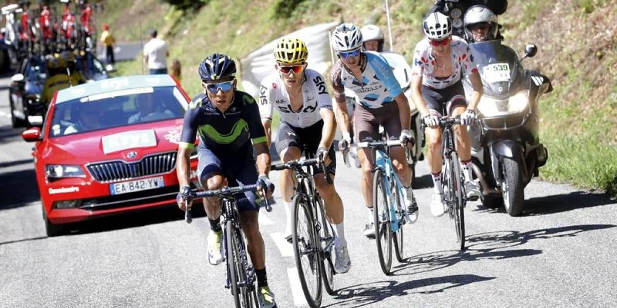 El Tour de Francia define en un homenaje a Colombia su última opción de montaña