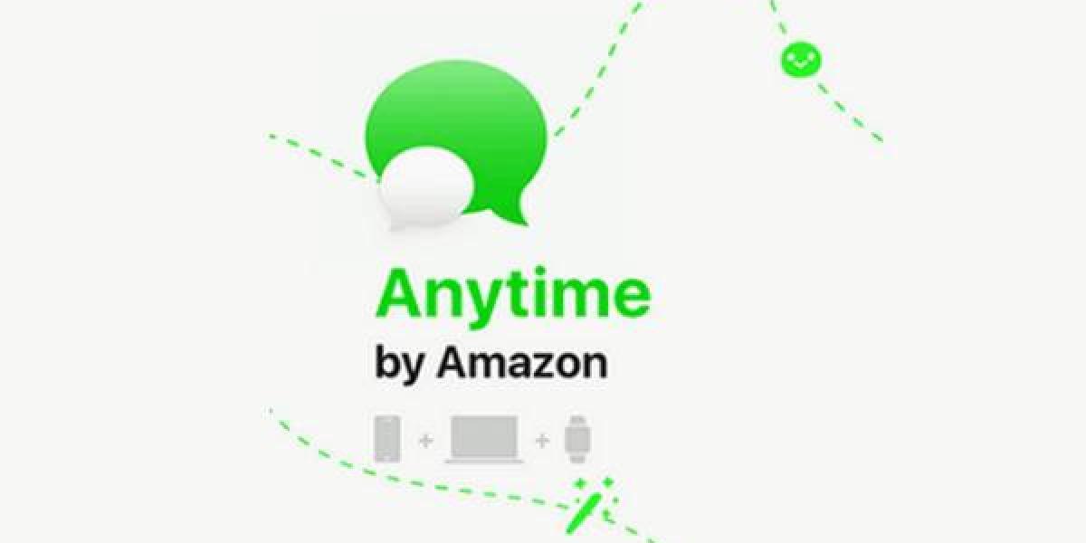 Amazon lanzará su propia aplicación de mensajería