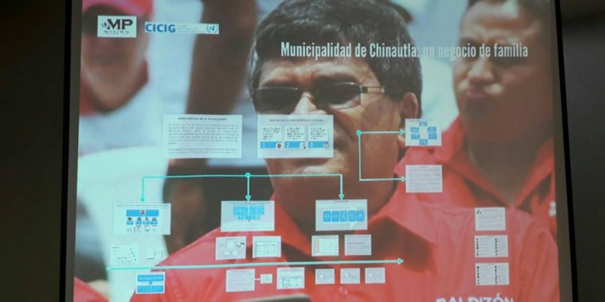 Los siete proyectos por medio de los cuales se benefició la estructura de Arnoldo Medrano