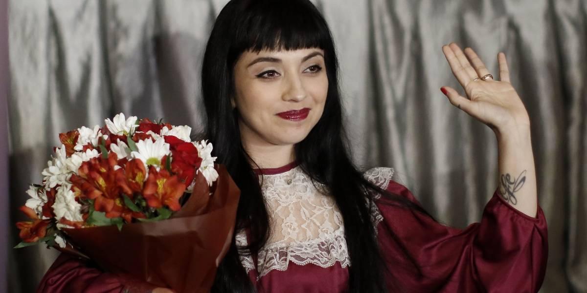 Mon Laferte es premiada en los MTV Europe Music Awards
