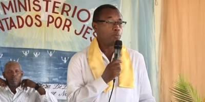 Blas Peralta se convierte al evangelio y dice en 2020 estará libre