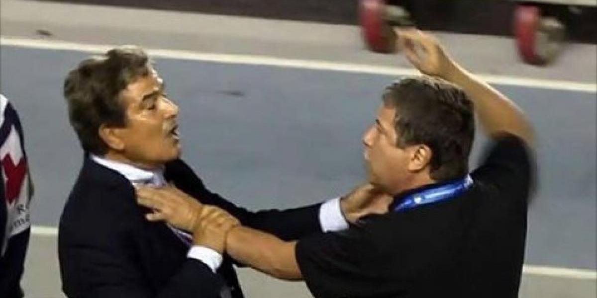 ¿Quién tiene la razón? Pinto respondió a Bolillo por acusaciones contra Honduras