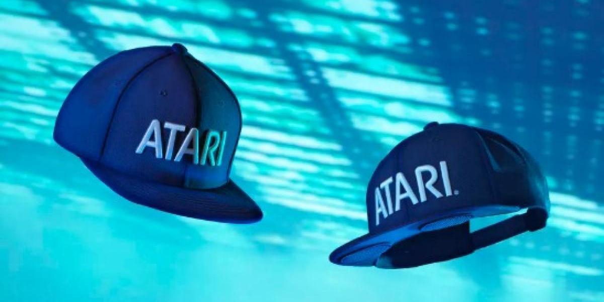 Atari presenta Speakerhat, una gorra con altavoces