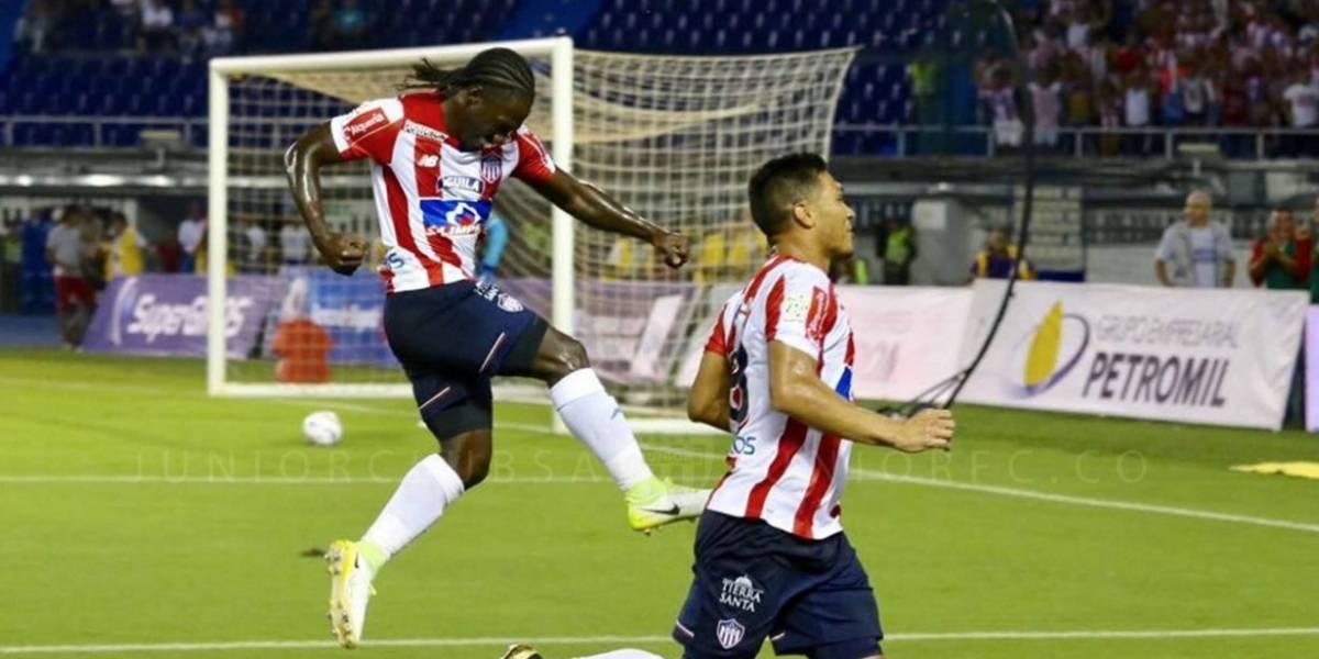 Junior y Once Caldas se juegan un cupo en cuartos de la Copa Águila