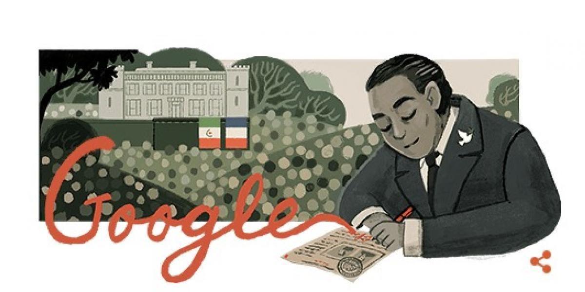 Google rinde homenaje a Gilberto Bosques Saldívar, el 'Schindler' mexicano