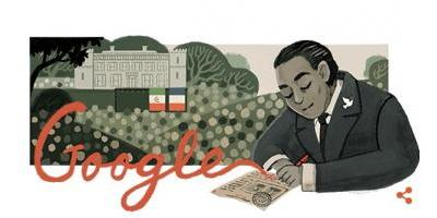 Google rinde homenaje a Gilberto Bosques Saldívar