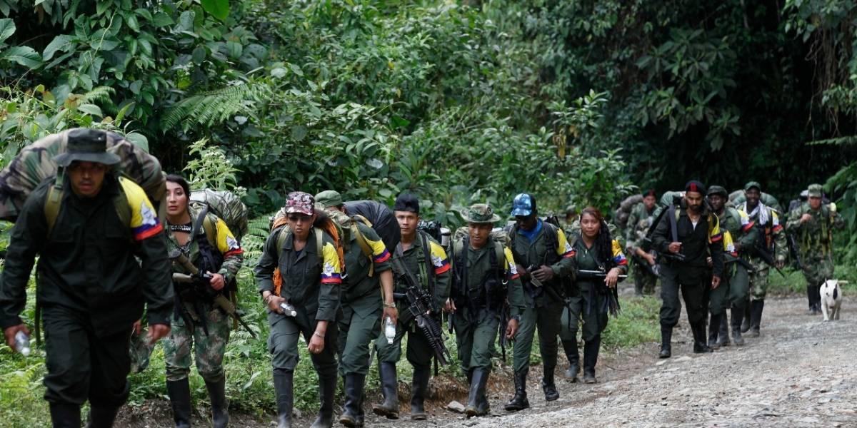Ministro pide que se acepten a los guerrilleros de las Farc
