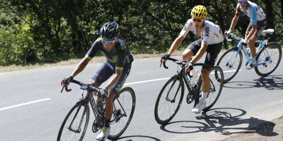 Sky niega tener interés en Nairo Quintana y espera renovar a Mikel Landa