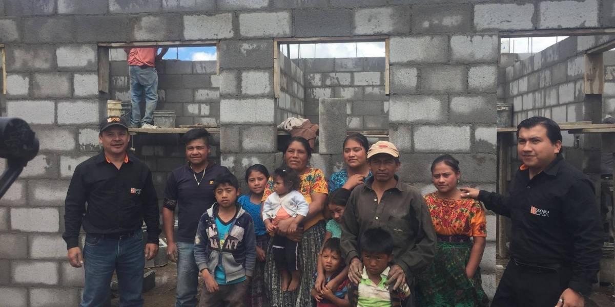 Apoya a este proyecto a construir viviendas para familias en extrema pobreza comprando #1000cheladas