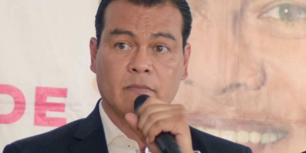 Juan Zepeda, dispuesto a encabezar frente opositor para 2018