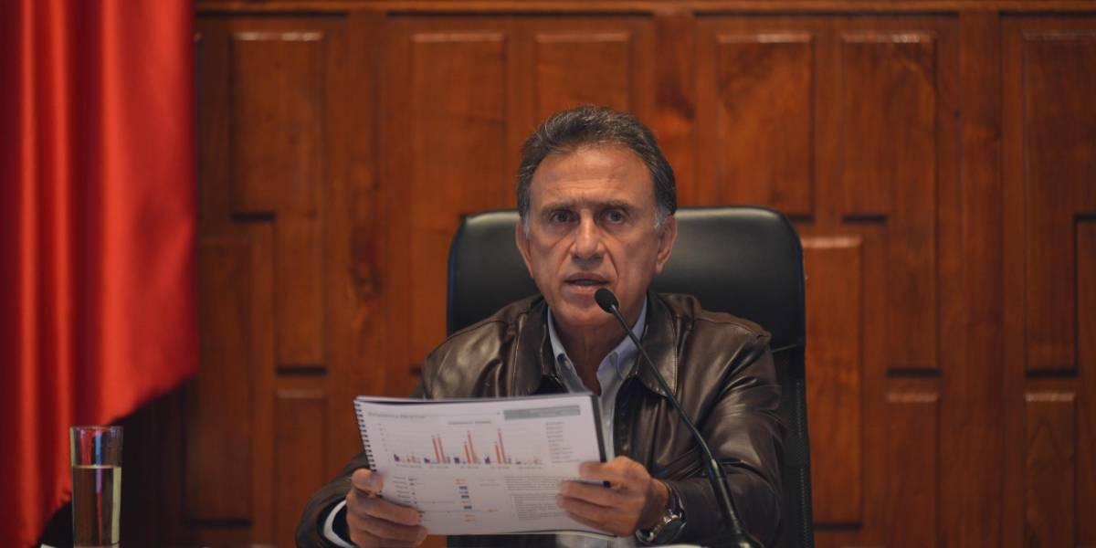 Yunes pedirá a PGR que lo llamen a declarar como testigo en caso Duarte