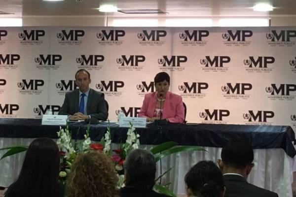 Convenio MP y PDH