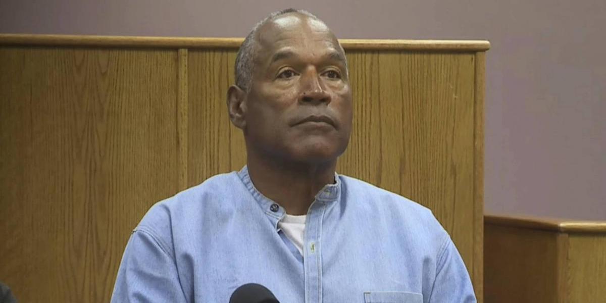 O.J. Simpson saldrá bajo libertad condicional