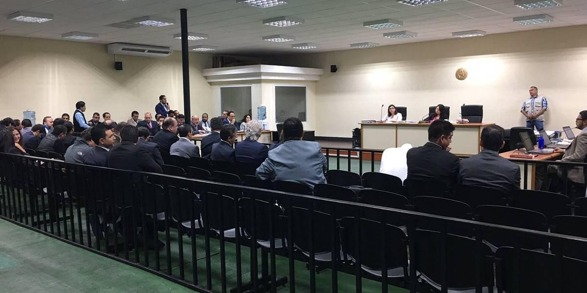 Jueza otorgan siete días para leer la acusación de Corrupción y construcción