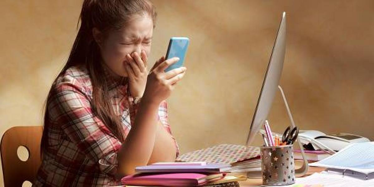 Además del cyberbullying, tus hijos corren otros peligros en las redes sociales ¡Conócelos!