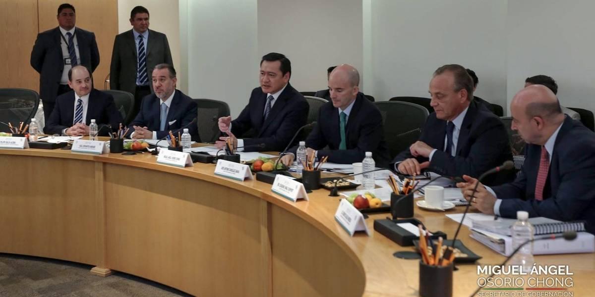Comparecencia de Osorio Chong concluye sin aclarar presunto espionaje