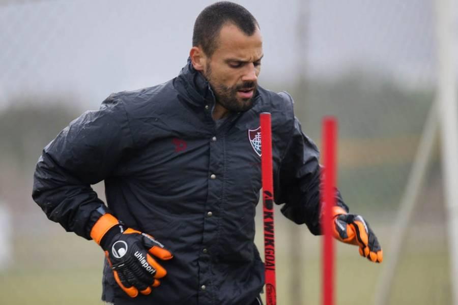 São Paulo estuda contratação de Diego Cavalieri, do Fluminense