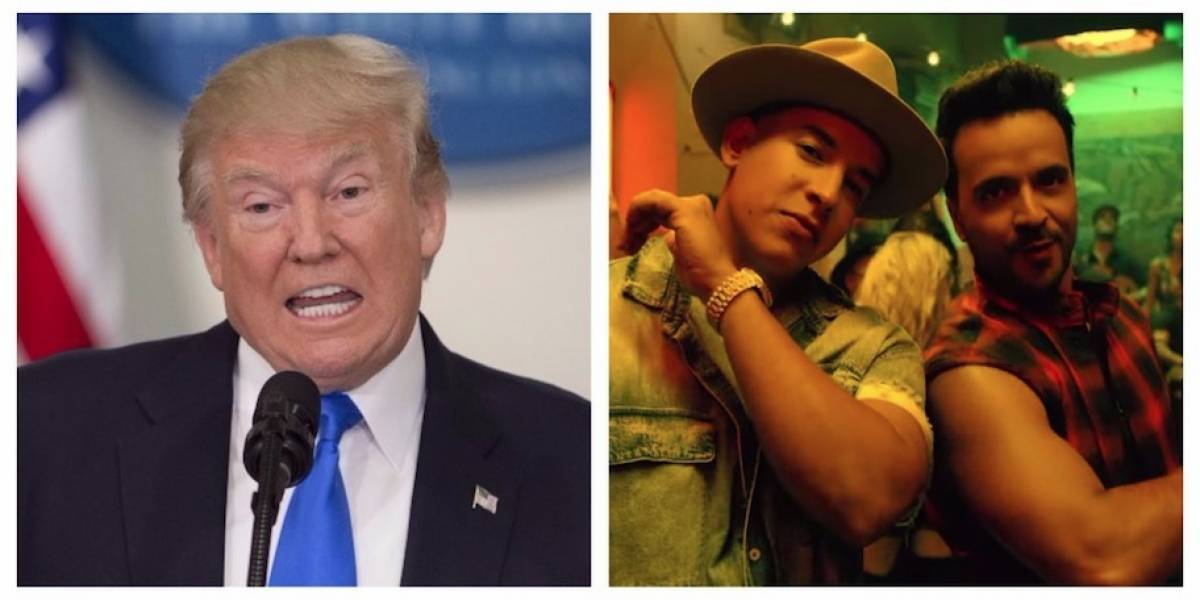 El video de Donald Trump cantando 'Despacito' que se ha hecho viral