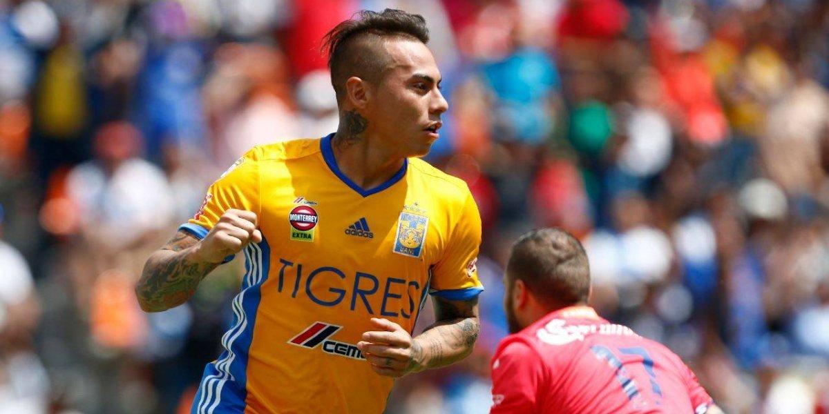 Partido de Eduardo Vargas dará inicio a las transmisiones de la Liga Mexicana en TVN