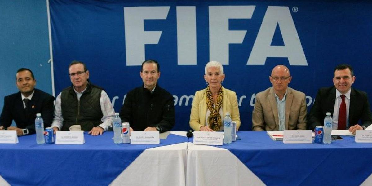 Por quiénes suspendieron al futbol nacional ahora piden compasión