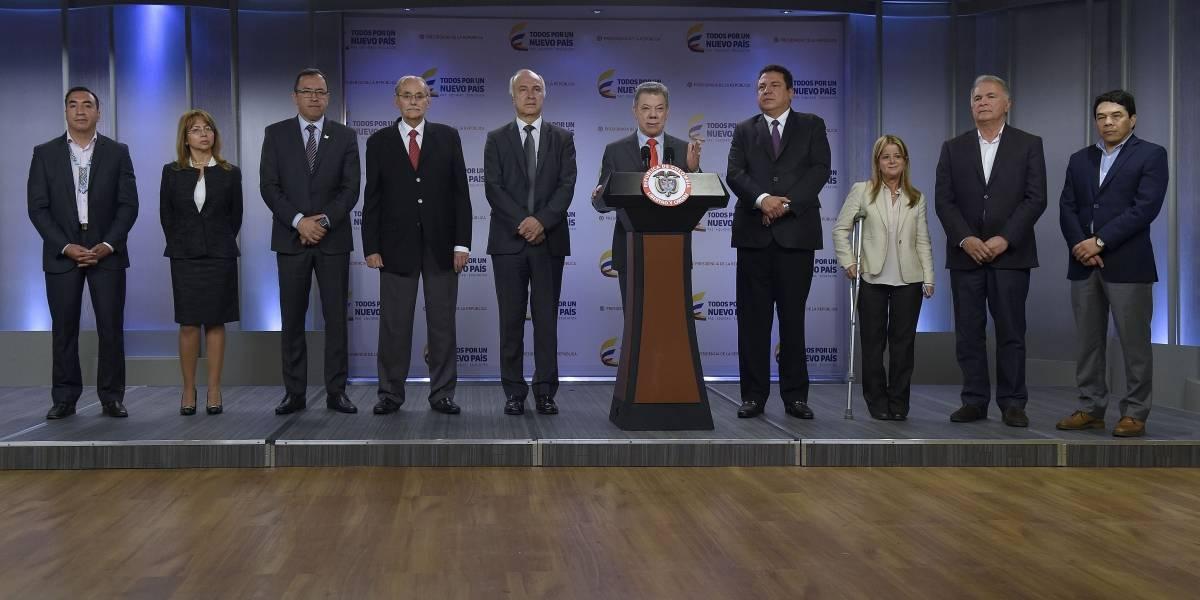 ¿Quiénes conformarán el último gabinete de Santos?