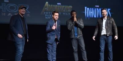 Filtran primer tráiler de 'Avengers: Infinity Wars'