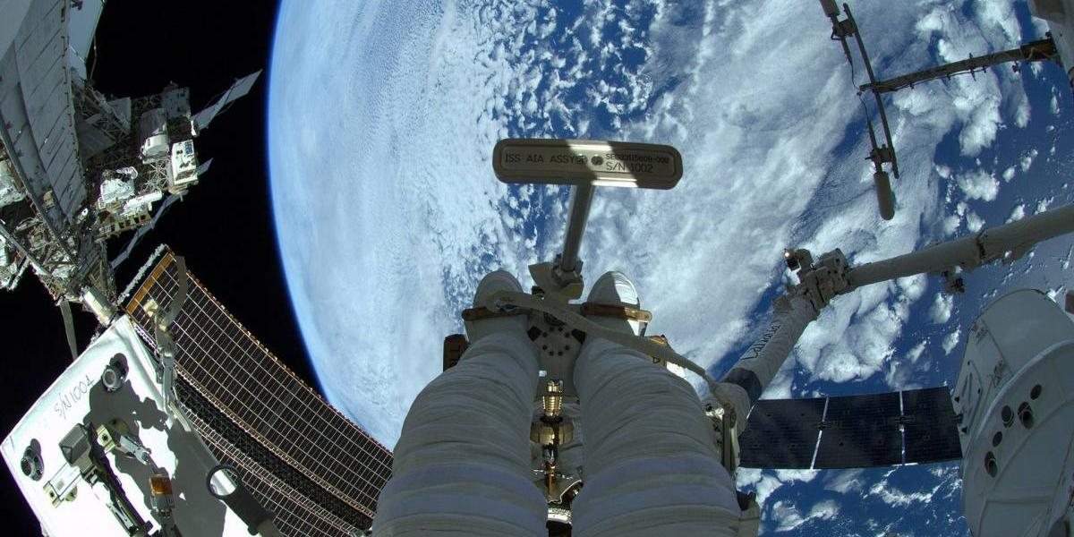 Ya puedes explorar la Estación Espacial Internacional en Street View