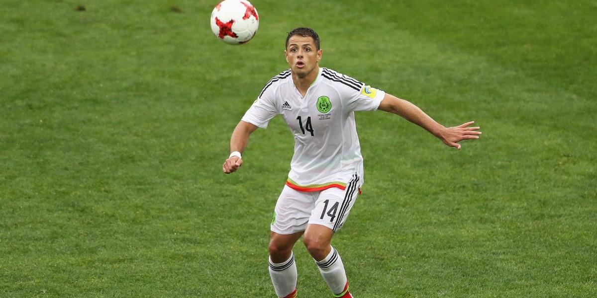 Chicharito es transferido al West Ham