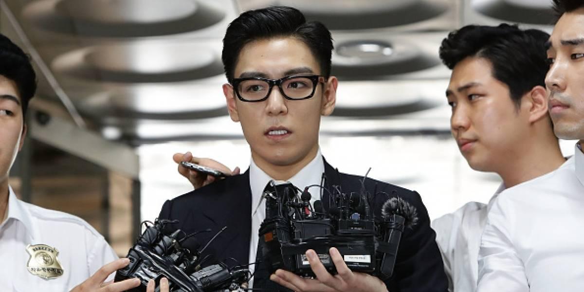 Condenan a cantante de K-pop por fumar mariguana