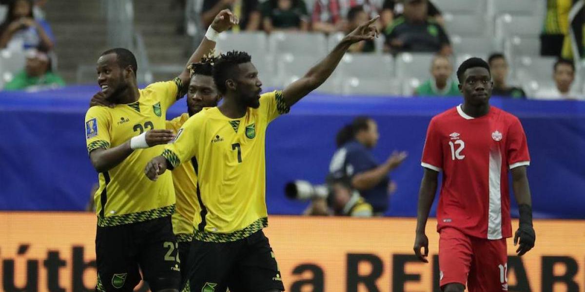 Jamaica elimina a Canadá y disputará las semifinales de la Copa Oro