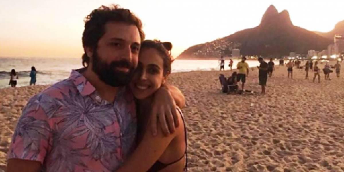 Veja nova foto do casamento de Gregorio Duvivier e Giovanna Nader