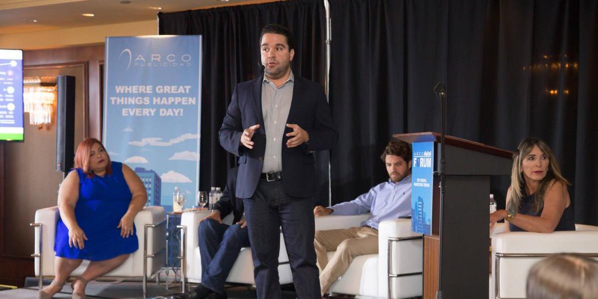 Agencia boricua realiza foro de tendencias del mercadeo digital